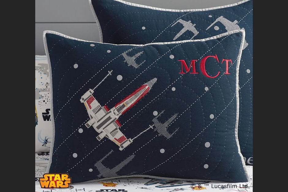 pottery barn has a 4000 star wars bed for sale 10