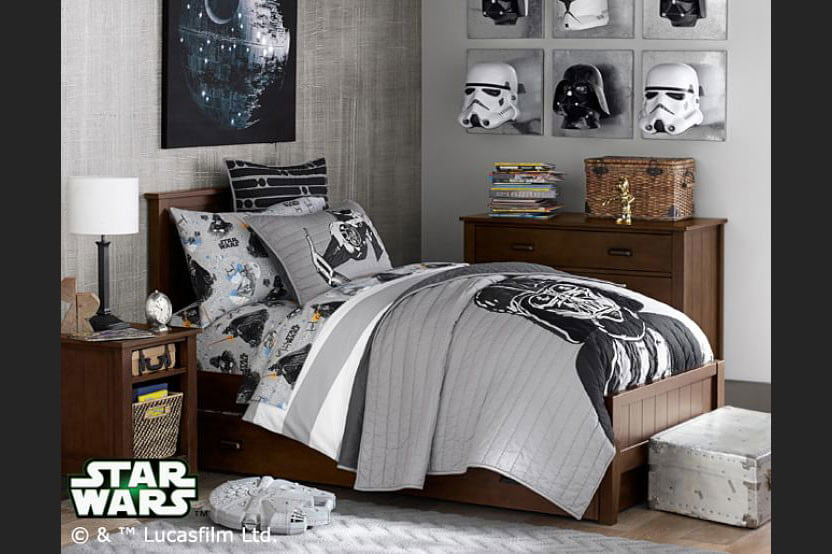 pottery barn has a 4000 star wars bed for sale 11