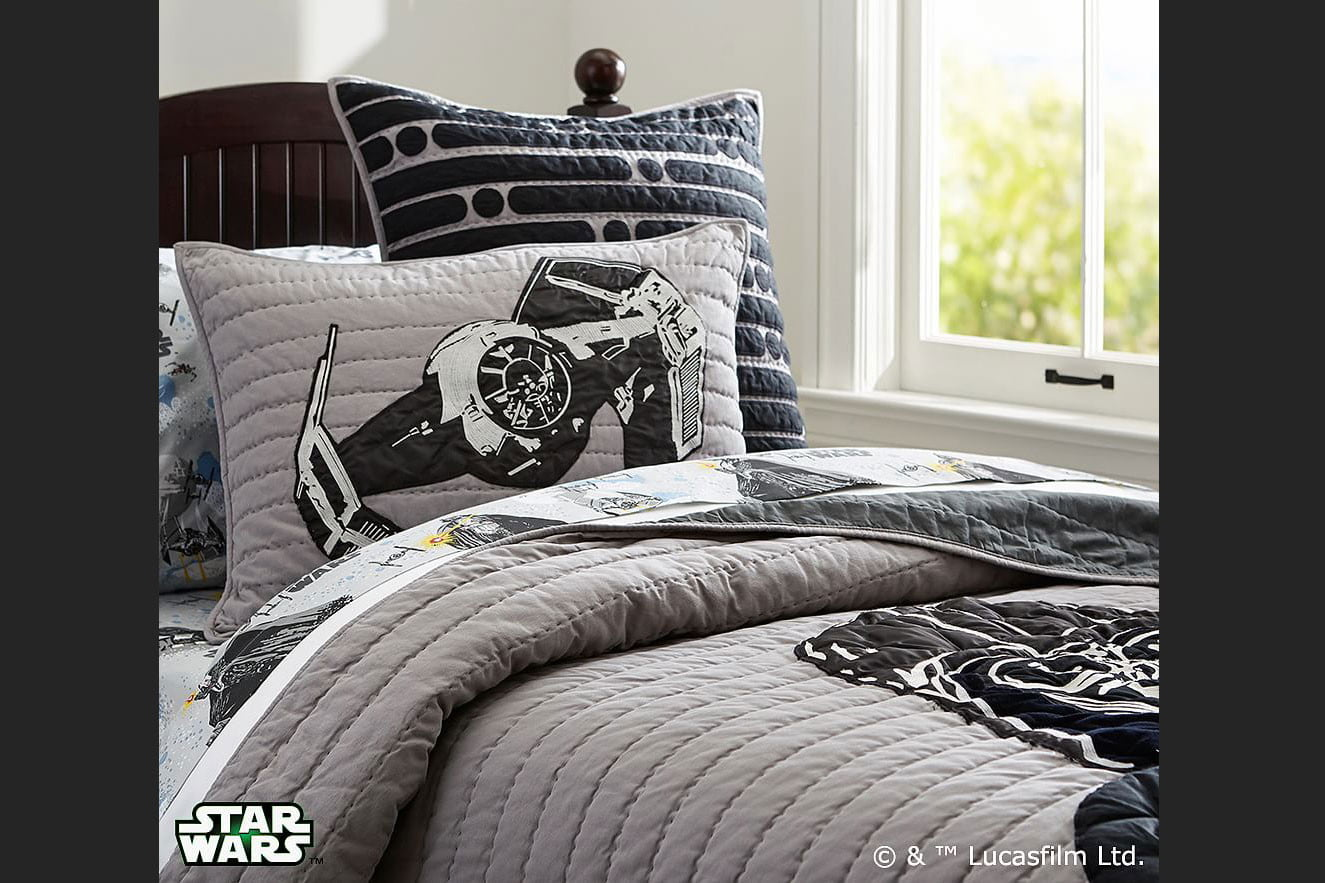 pottery barn has a 4000 star wars bed for sale 14