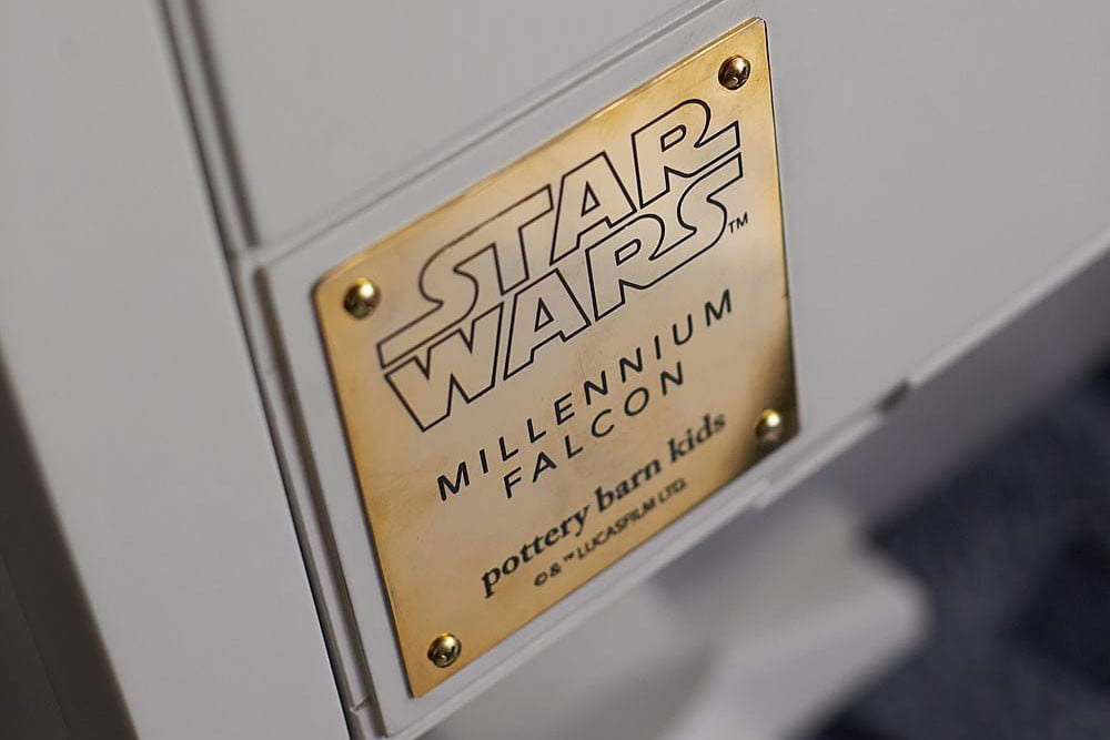 pottery barn has a 4000 star wars bed for sale 16