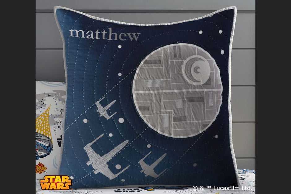 pottery barn has a 4000 star wars bed for sale 17
