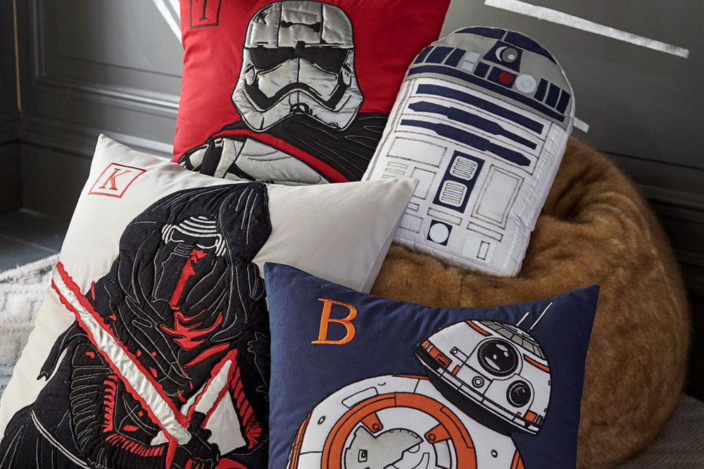 pottery barn has a 4000 star wars bed for sale 18