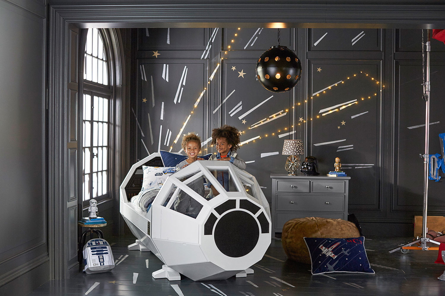 pottery barn has a 4000 star wars bed for sale 20