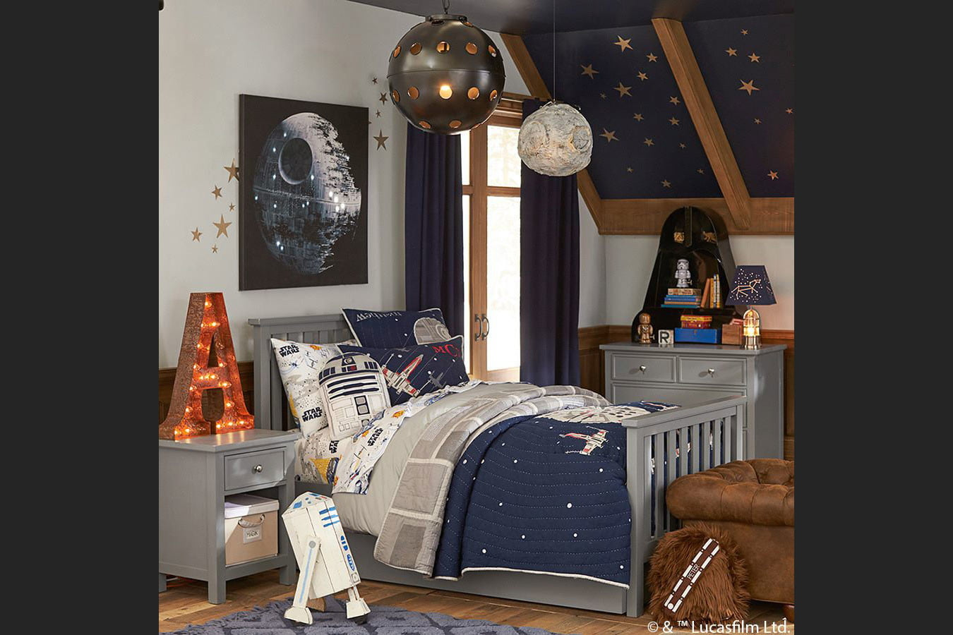 pottery barn has a 4000 star wars bed for sale 25