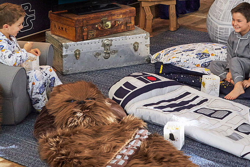 pottery barn has a 4000 star wars bed for sale 3