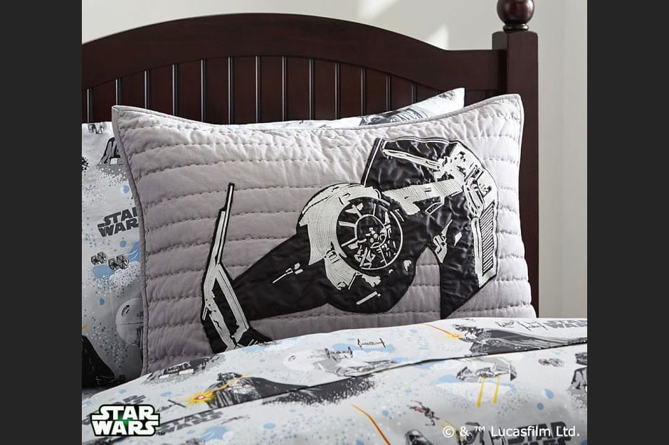pottery barn has a 4000 star wars bed for sale 9