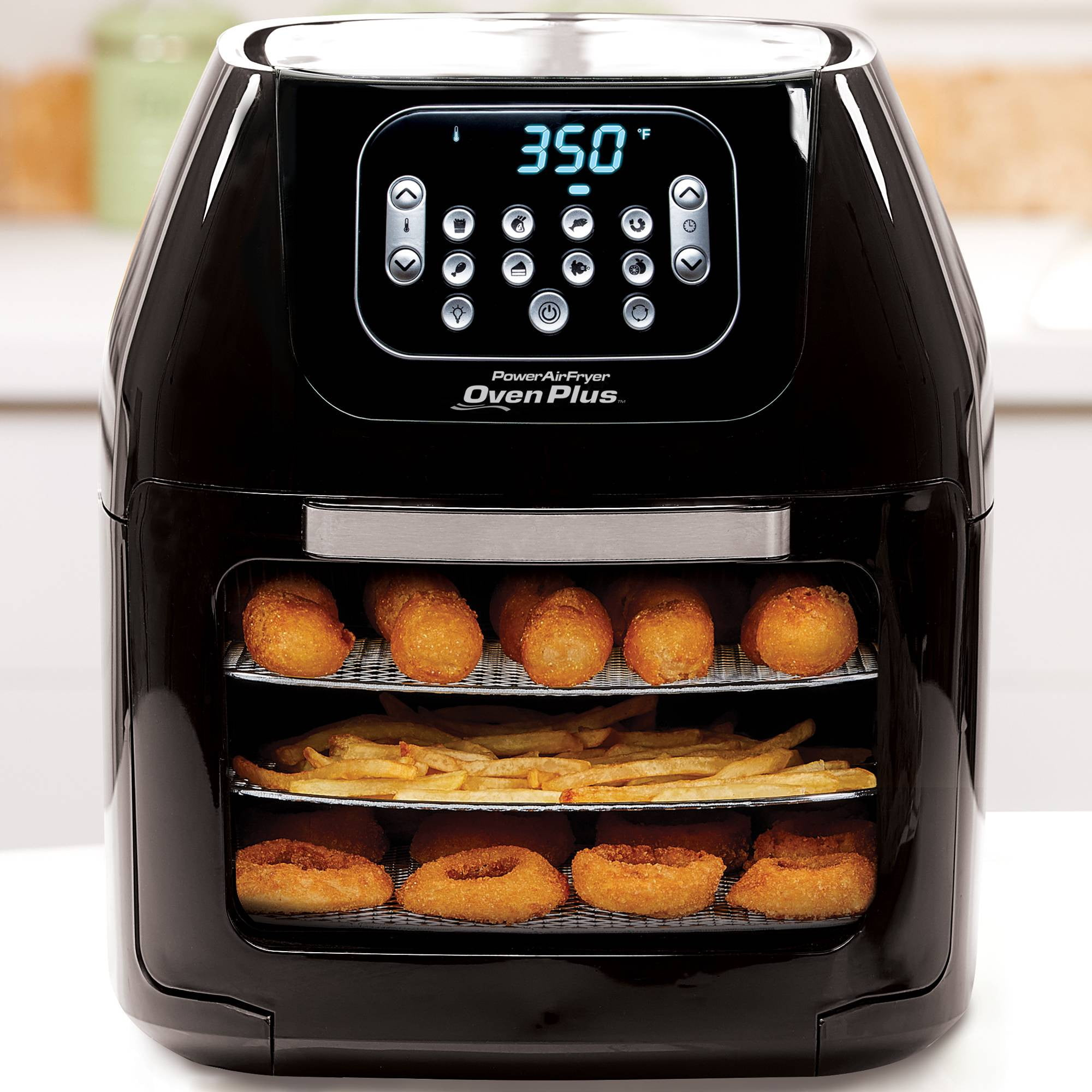 walmart drops prices on air fryers from emeril farberware and power 6 quart airfryer oven plus 4