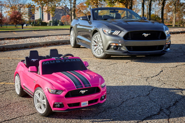 Fisher-Price Ford Mustang GT