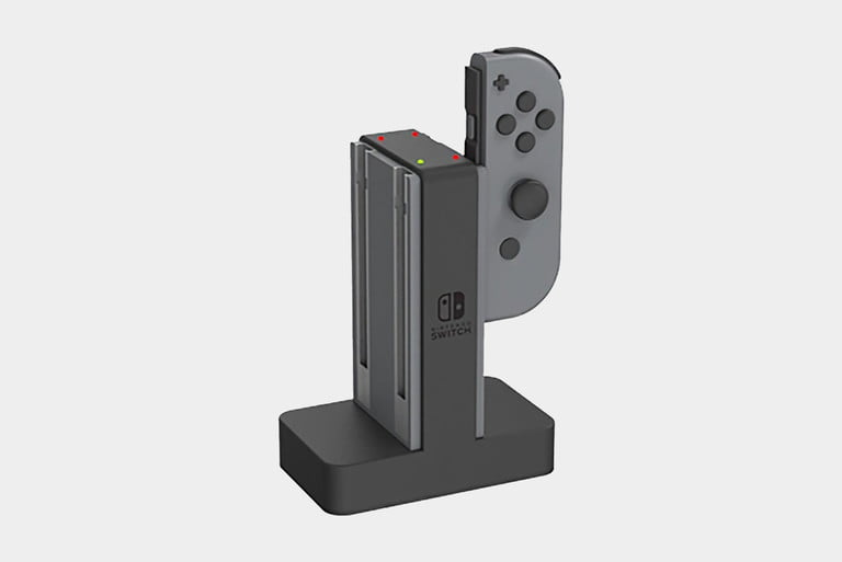 Take for a Nintendo Switch to Charge
