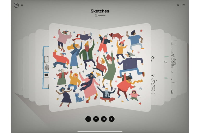 Paper by WeTransfer