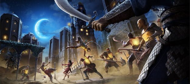 Prince of Persia The Sands of Time Remake Ubisoft Forward