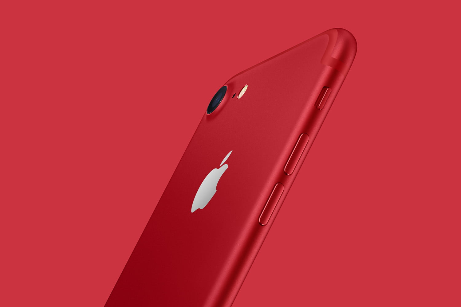 apple iphone red product onred