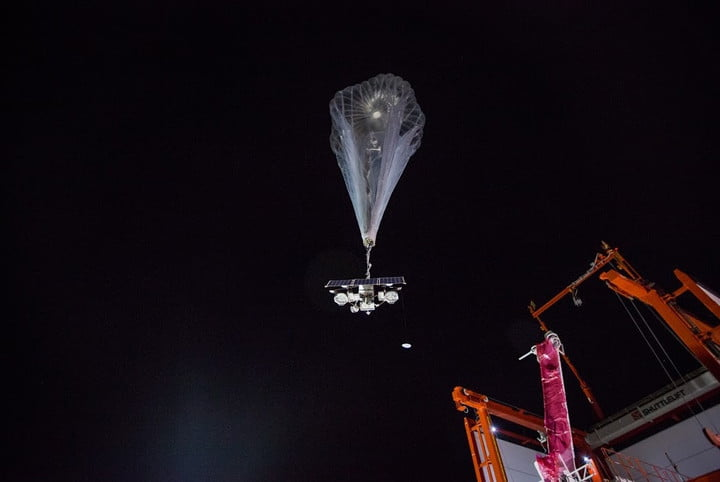 project loon independent company autolauncher balloon