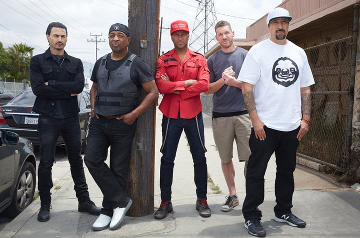 prophets of rage to protest republican national convention