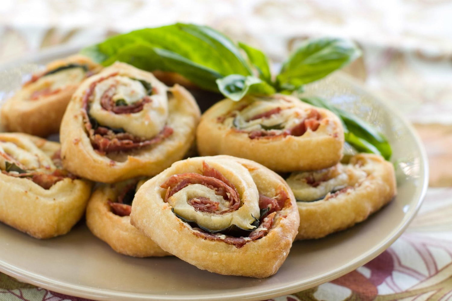 5 super bowl snacks you can bake all at once prosciutto and parmesan pinwheels