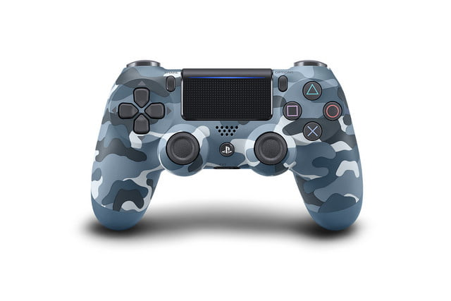 playstation 4 new dualshock colors will jazz up your gaming ps ds4 blue camouflage