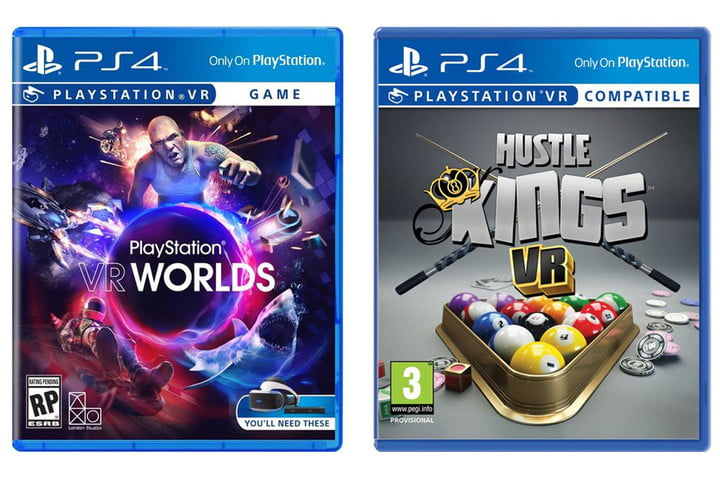 playstation vr games will be clearly labeled at retail psvr boxes