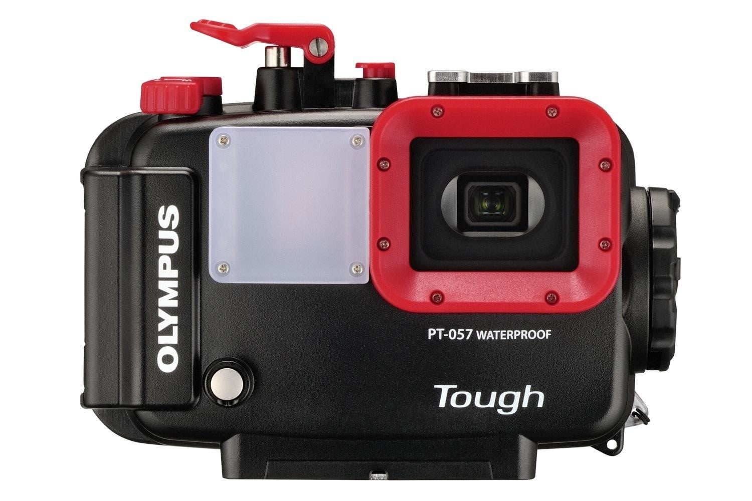 olympus new rugged tg 860 swims deeper now wi fi pt 057 org  front