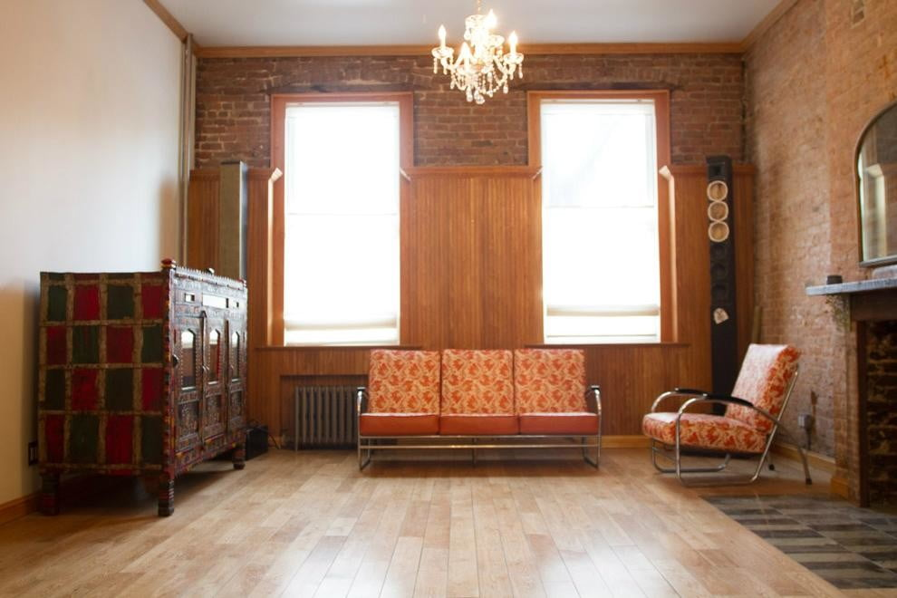 pure house co living apartment room