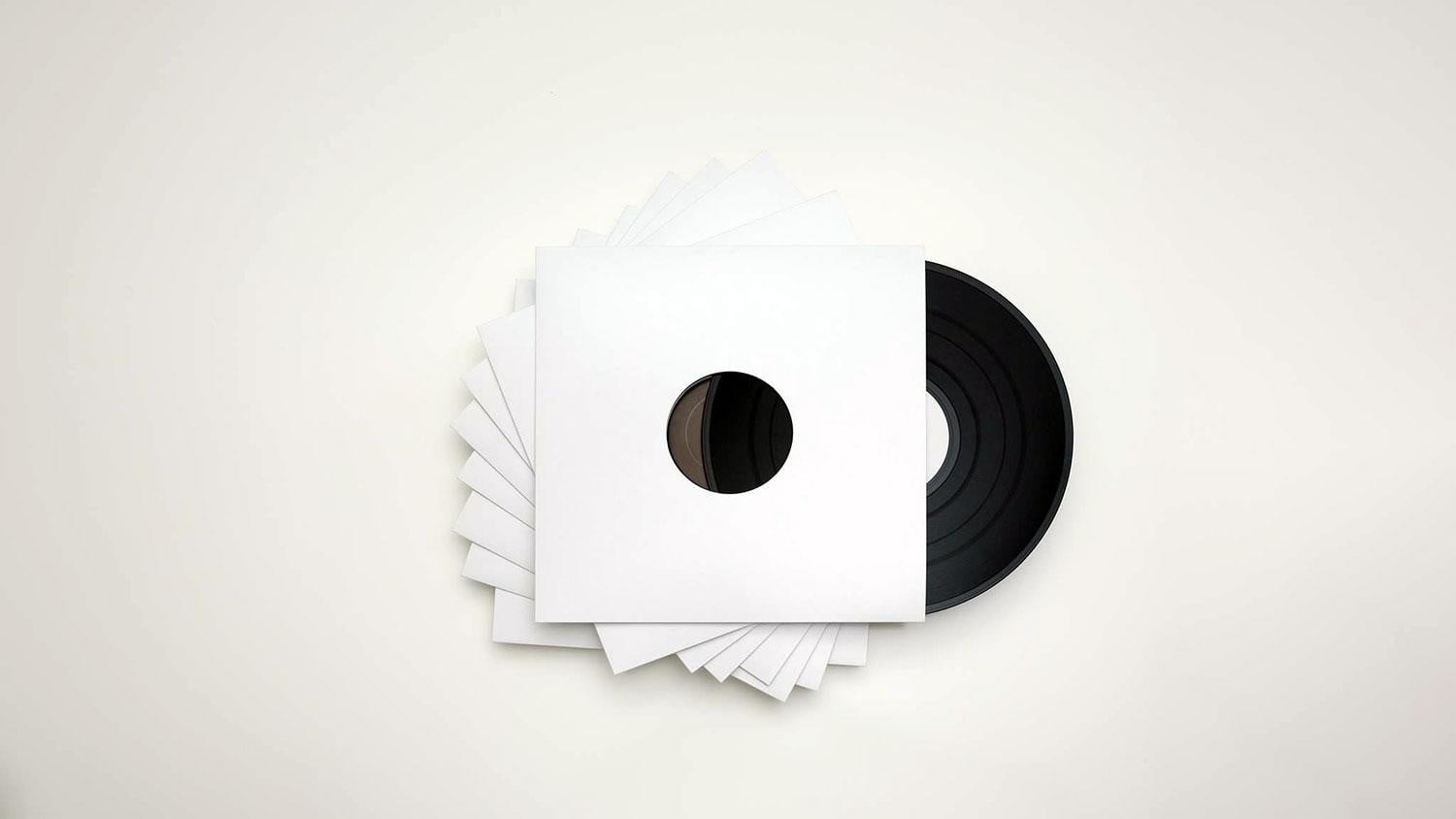 qrates crowdfunding and pressing assistance for vinyl records