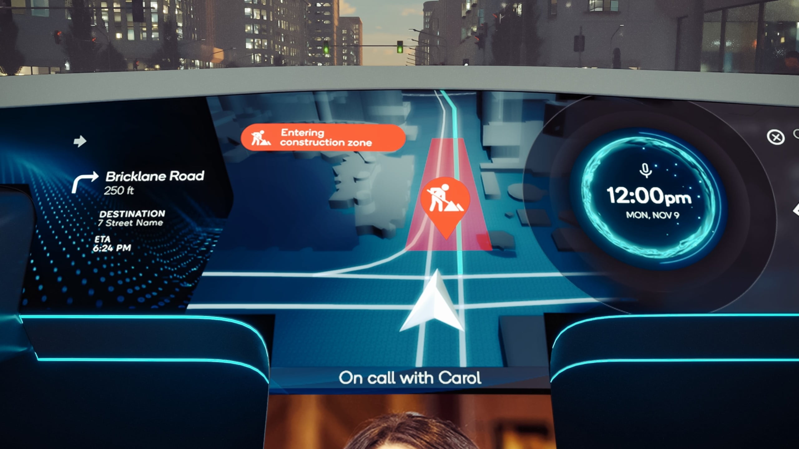 qualcomm 4th gen snapdragon automotive cockpit 4 platform hud