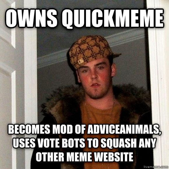 quickmeme banned by reddit