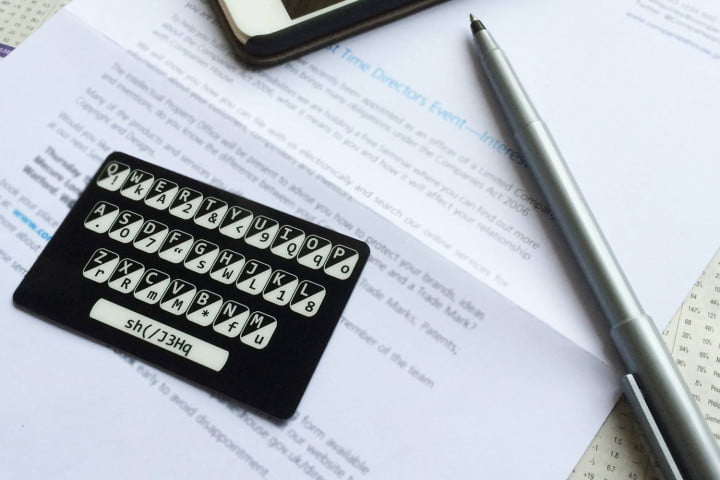 gotpass uses icons and patterns for passwords qwerty card password protection encryption