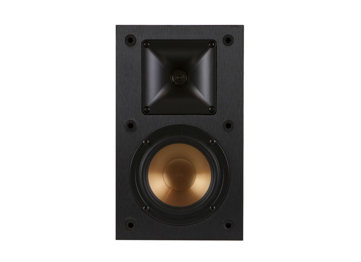 klipsch unveils stockpile new speakers reference home theater line r 14m front