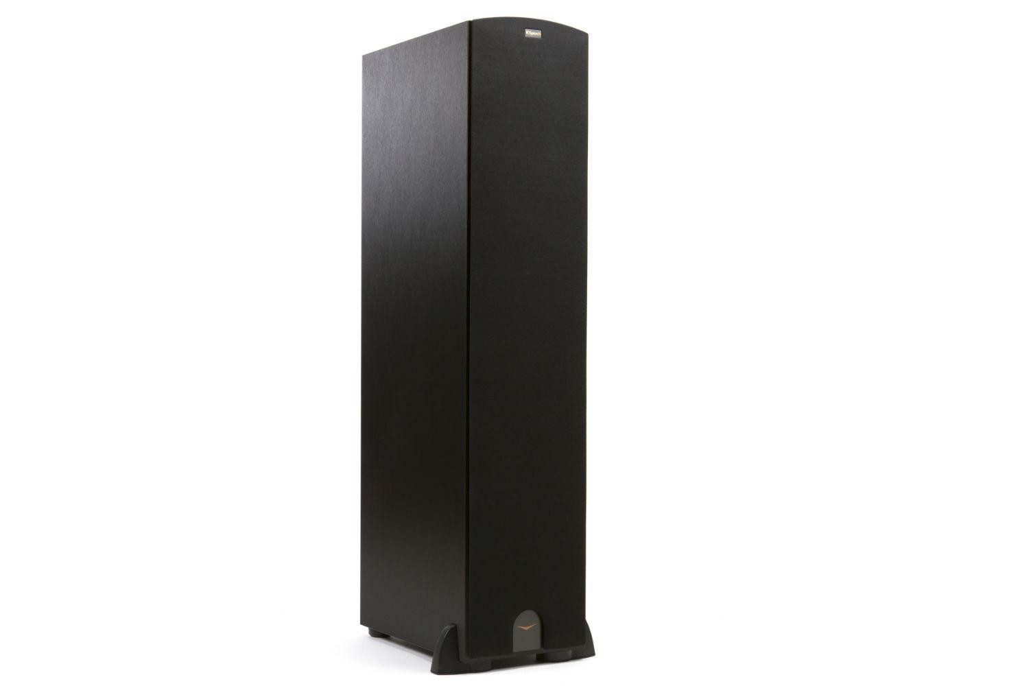 klipsch unveils stockpile new speakers reference home theater line r 28f grille