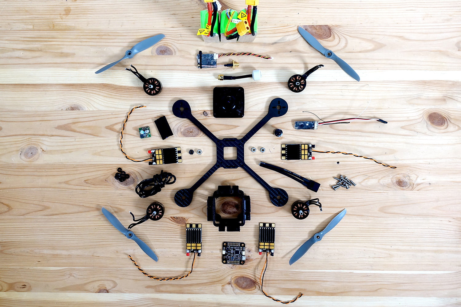 racerx worlds fastest drone racing parts