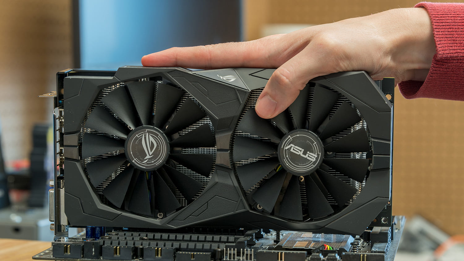 Nvidia just got the one feature DLSS needs to compete with AMD Super Resolution