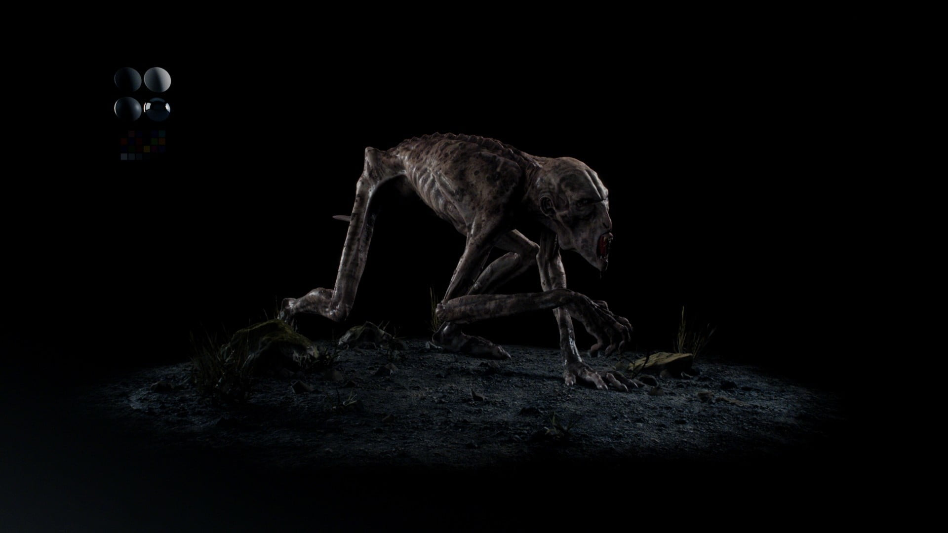 raised by wolves visual effects interview pixomondo vfx hbo max creature turntable