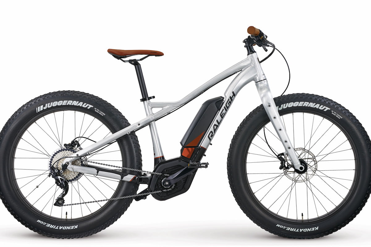 Raleigh Electric ebikes