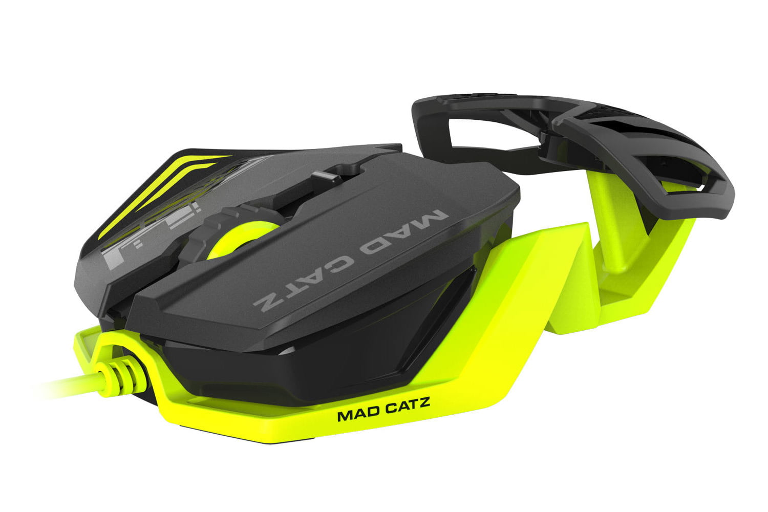 mad catz r a t 1 lets you make and use your own customised components rat1 03