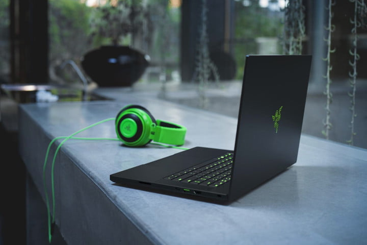 The new Razer Blade 15 is even thinner than before, and now has a 1080p webcam
