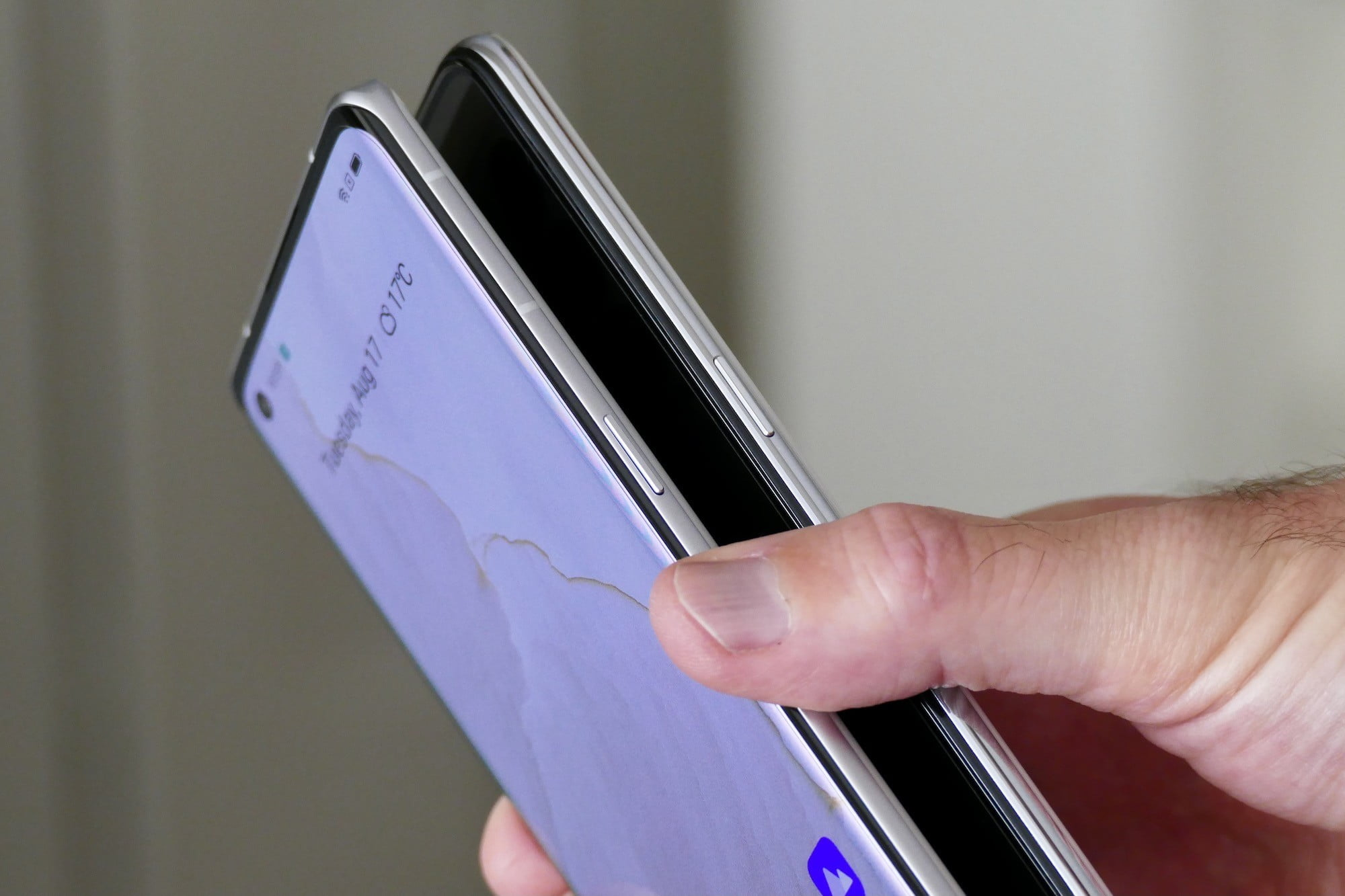 The Realme GT Explorer and Master Edition phones.