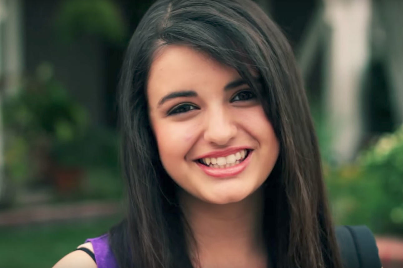 yesterdays viral celebrities where are they now rebecca black friday