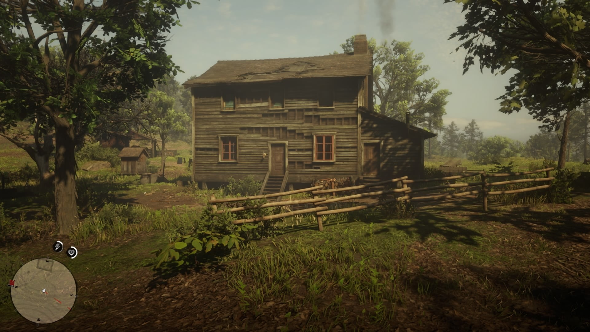 red dead redemption 2 alludes to famous serial killers