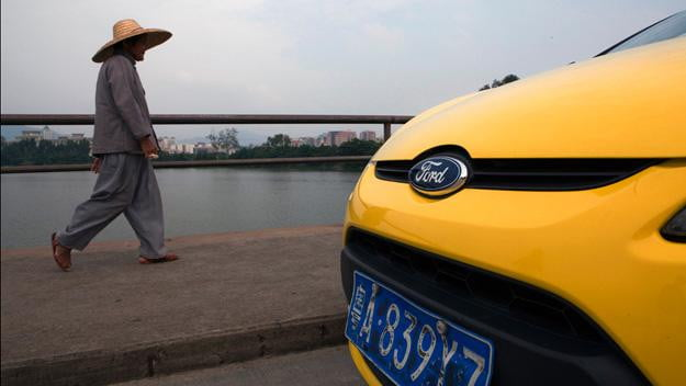 Red Oval? Ford considering new China-only brands