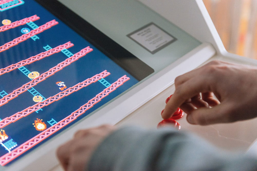 stoa arcade cabinets replay cabinet 2