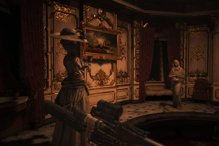 Resident Evil Village Ablution Lady and Wine