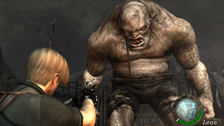 upgraded resident evil 4 hits xbox one ps4 in august residentevil4hd feat