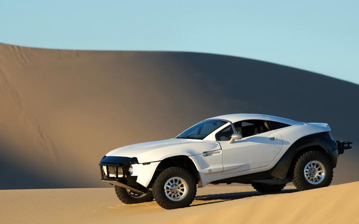 local motors to build 3d printed electric car rally fighter