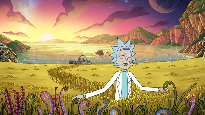 Rick and Morty on HBO Max