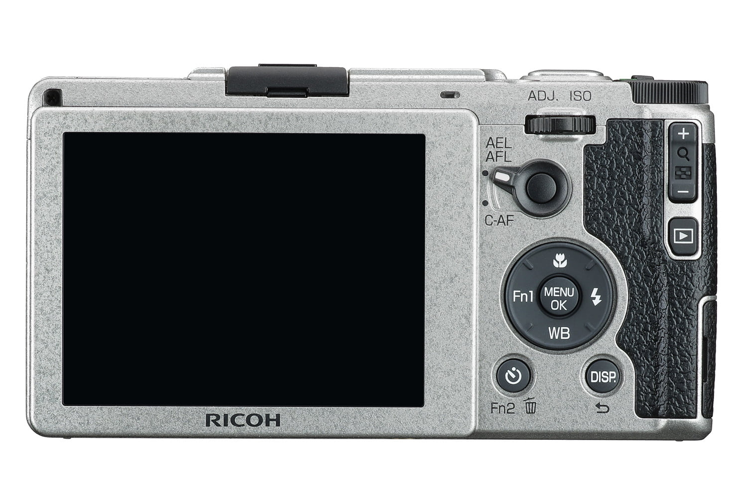 ricoh gr2 special silver edition gr ii 4