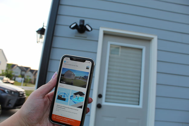 Ring Floodlight Cam Wired Pro review: More bird's-eye view for your home