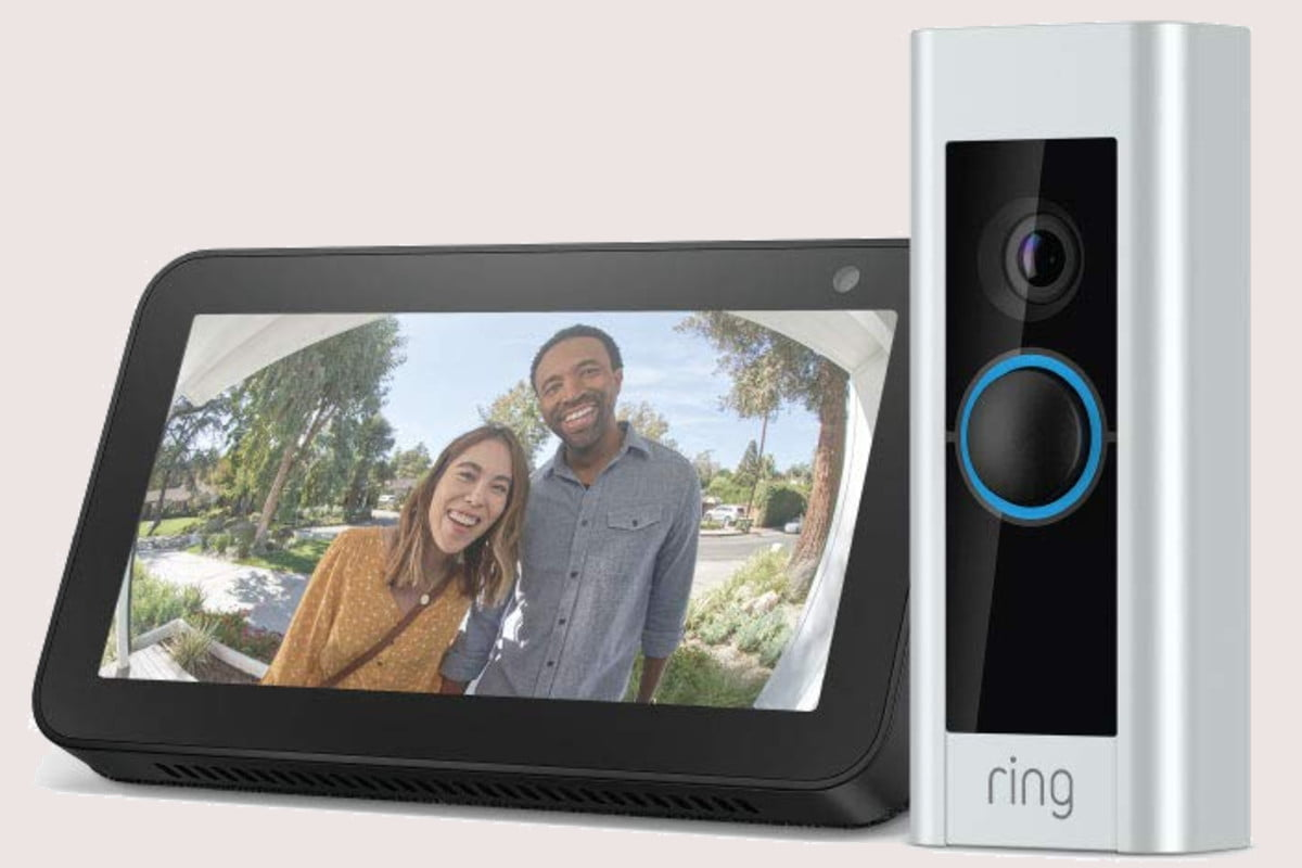 ring video doorbell and echo show 5 amazon prime deals pro with 01  1