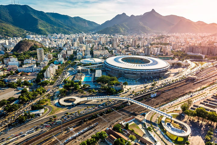 getty to provide360 images 2016 olympics rio city