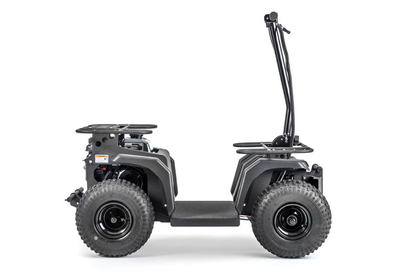 rogue power ripper atv is the jeep wrangler of scooter world