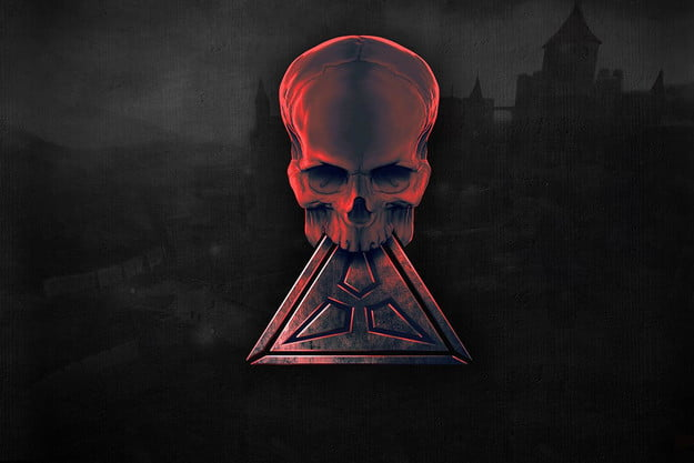 rise of the triad 2013 review skull